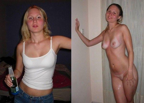 одетые девушки домашнее фото